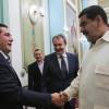 Gobierno y oposición venezolana se reunieron el viernes en Dominicana