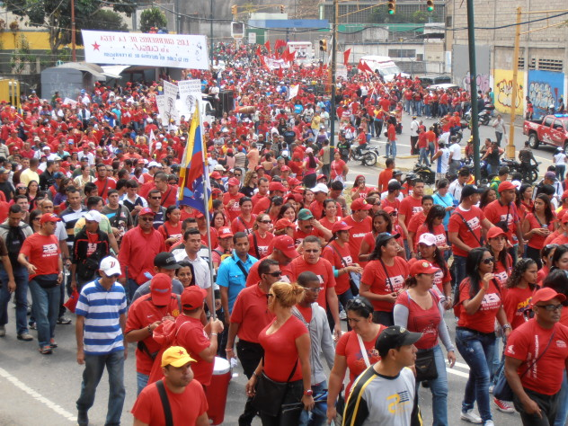 Foto: Nadesjka Landaeta, Alba Ciudad