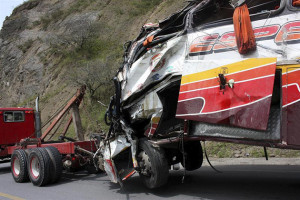 Buena parte de los accidentes de tránsito se deben al consumo de bebidas alcohólicas (Foto: Archivo)