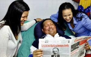 Una de las fotos mostradas por Arreaza, que al parecer Univisión no desea que veamos.