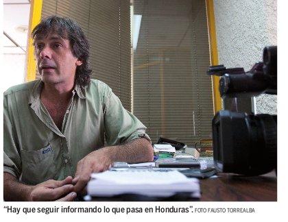 El documentalista Angel Palacios