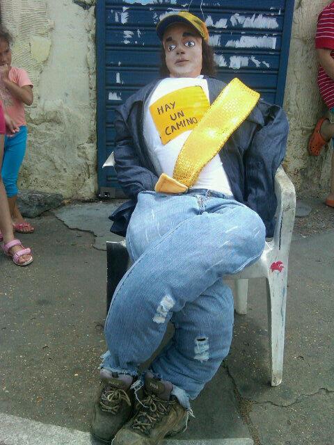 En Maturín. Foto por @estevemiranda24