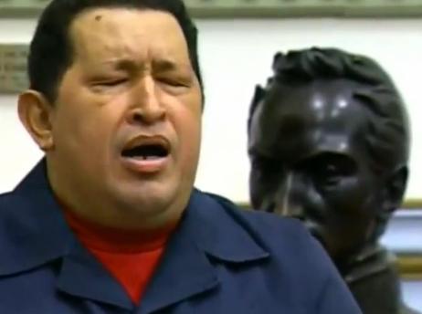 HUGO CHAVEZ PATRIA QUERIDA