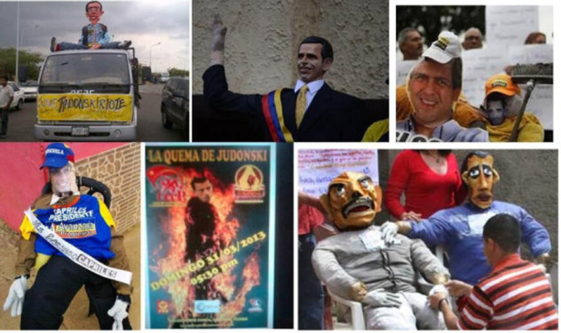 En Aragua. Foto: @MaracaySIBCI