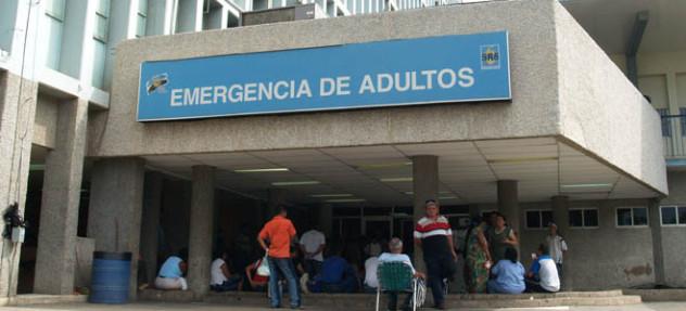 Hospital Universitario de Maracaibo. Foto: La Verdad