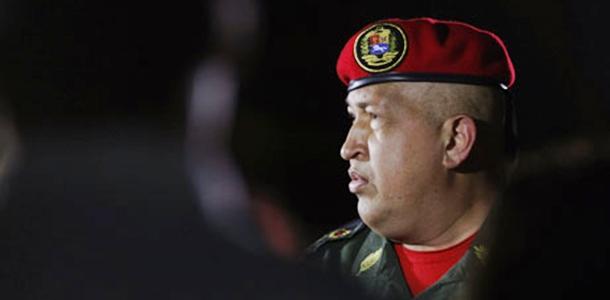 hugo chavez swearing in