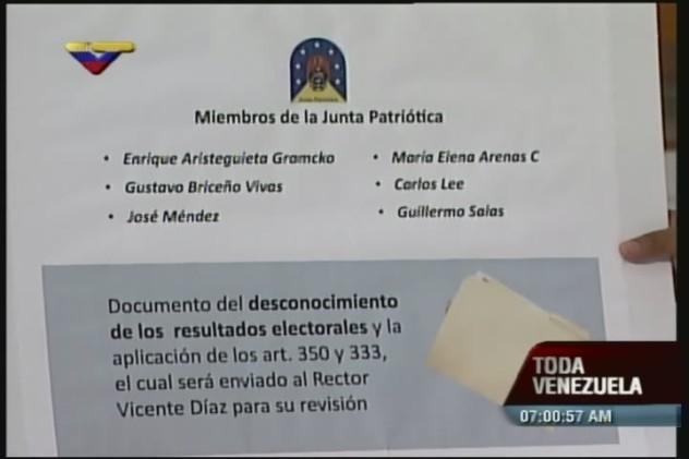 juntapatriotica