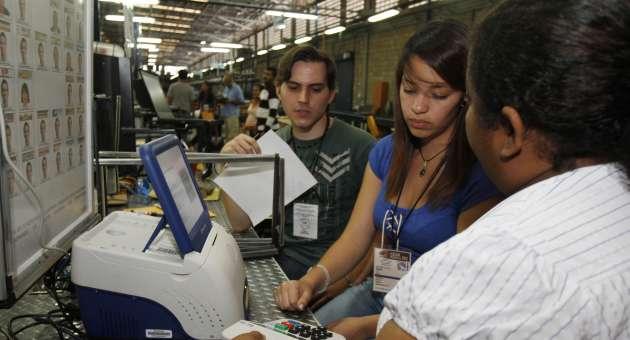 Foto de archivo (AVN) de auditorías realizadas en el CNE.