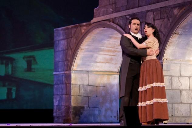 3. Francisco Morales y Betzabeth Talavera