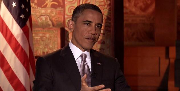 Obama dio las declaraciones en México.