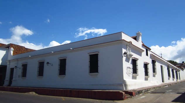 Museo y Casa del Correo del Orinoco en Ciudad Bolívar