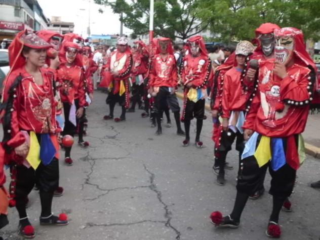 Foto 3 Diablitos Danzantes de Tinaquillo