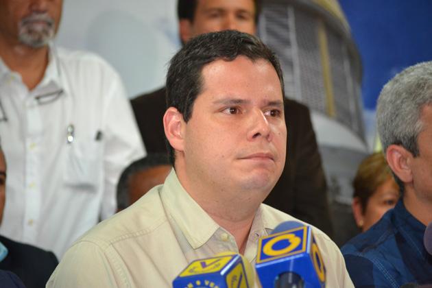 Juan Carlos Caldera. Foto: Noticias24