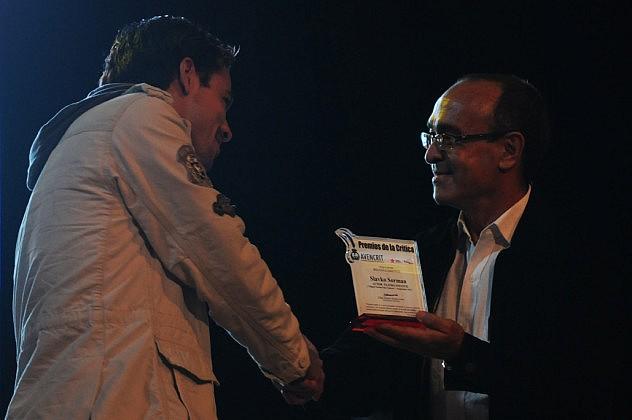 Entrega de Premios Avencrit el pasado 28 de junio. Foto: Arturo Moreno