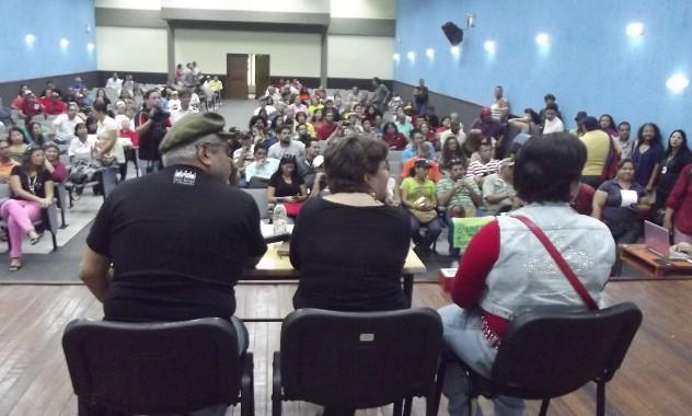 Foto 2 Asamblea gobierno de calle