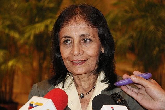 Carmen Bohorquez
