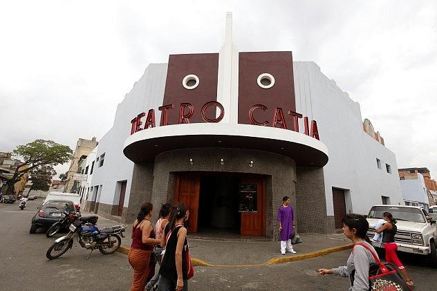 Teatro Catia 2