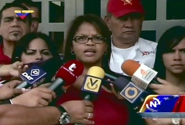 Caryl Bertho, Secretaria de Gobierno en el estado Aragua