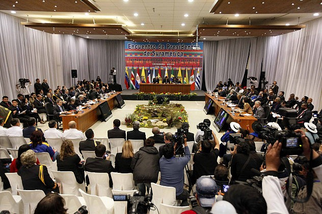 Foto: Presidencia del Ecuador