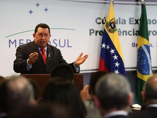 Comandante Chávez (Archivo)