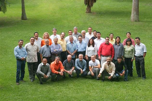 Foto Orquesta Tipica Nacional (1)
