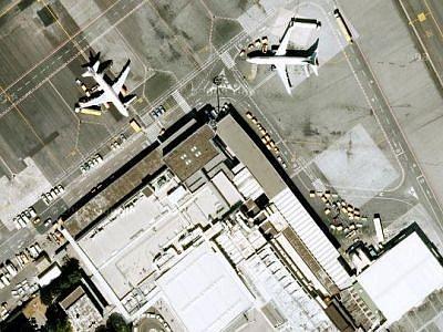 Aeropuerto de Ciampino (Foto: Google Maps)