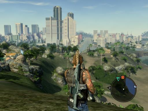 Mercenaries 2 incluía escenarios venezolanos