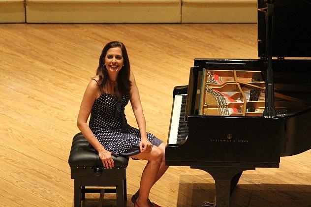 2. Clara Rodríguez, coordinadora artística del evento