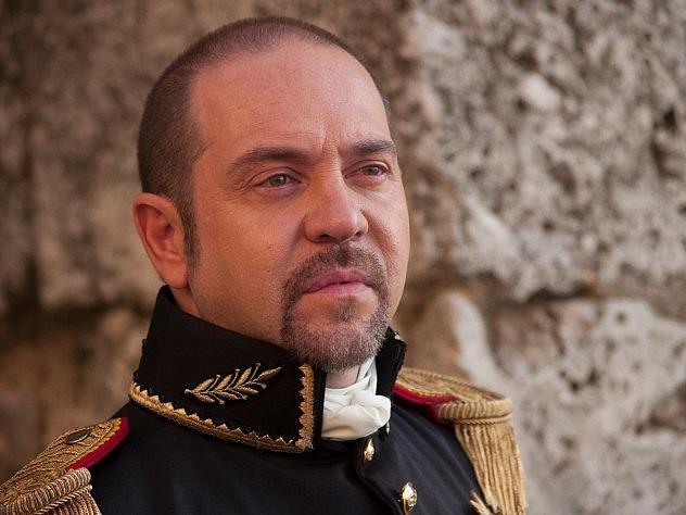 El  actor y director Miguel Ferrari también forma parte del elenco.