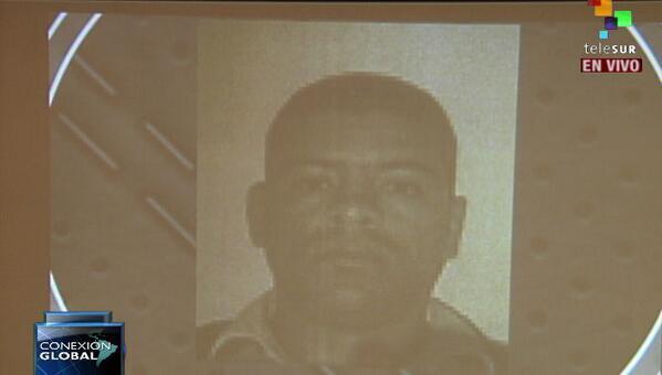 Cualquier información que lleve a la captura de Carlos Salcedo, llamar al 04166291636-02125779266 (Fuente: Sibci)