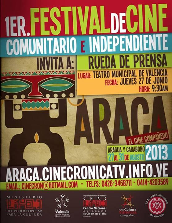 FEST CINE ARACA