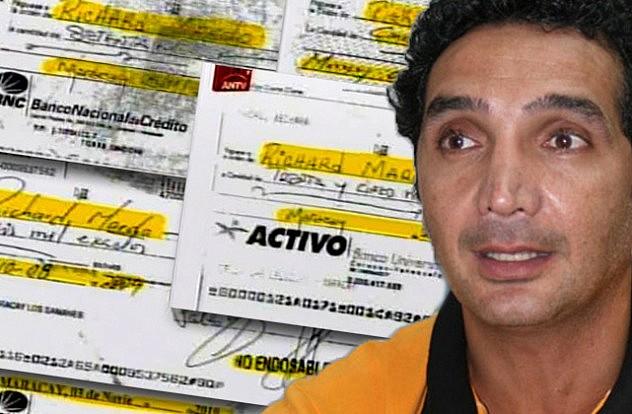 Mardo es investigado por movilizaciones millonarias a través de sus cuentas. Composición: La Iguana.tv