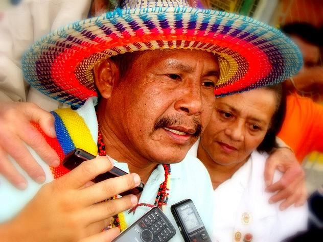 Sabino Romero (Foto: LaGuarura.net)