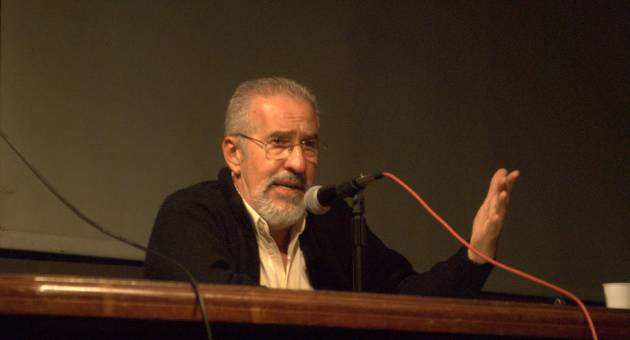 Atilio Borón (Archivo)