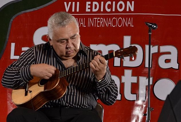 Cheo Hurtado. Foto: TuCuatro.com