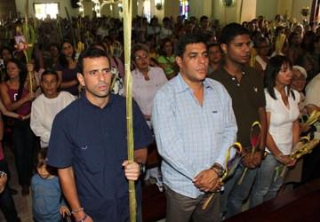 Oscar López es muy allegado a Capriles