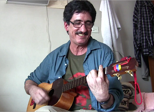 Julián Conrado entrevistado por Aporrea.