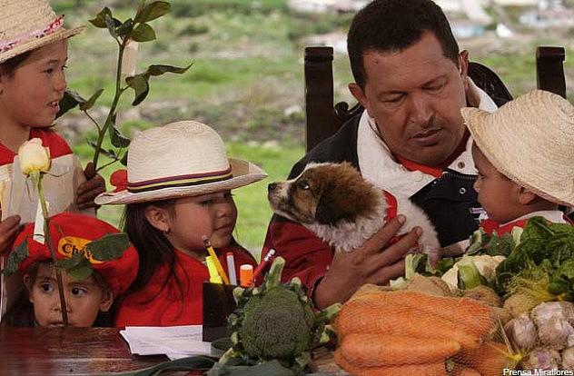 Chavez-con-cachorro-mucuchies-2