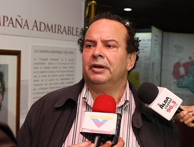 Luis Edgar Páez (Archivo)