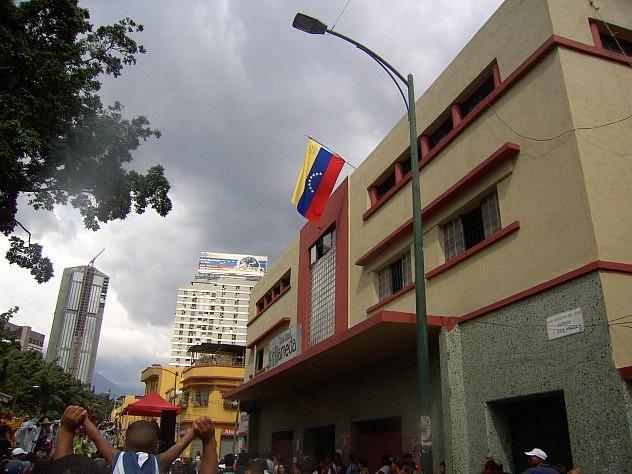 Casa Cultural La Alameda. Foto: nuevocircoartistico-cultural.blogspot.com