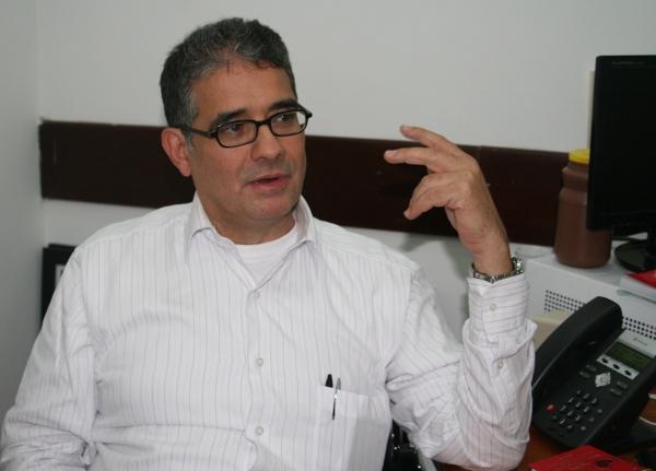 Pedro Lander (Foto: Correo del Orinoco)