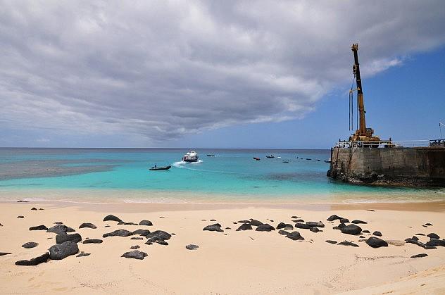 Isla Ascensión. Foto: UltraPanavision