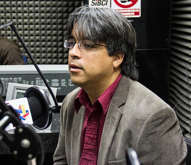 Viceministro Nestor Viloria
