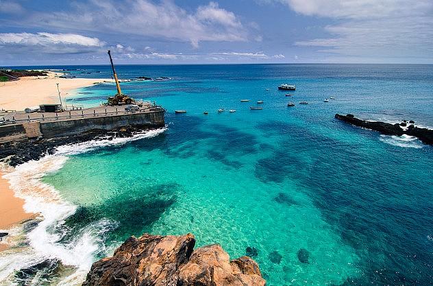 Isla Ascensión. Foto: Wetch