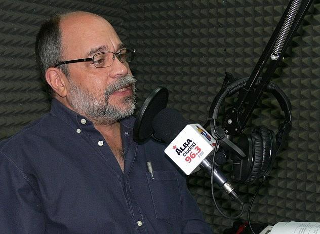 Pedro Calzadilla (Foto: Daniel Liendo)
