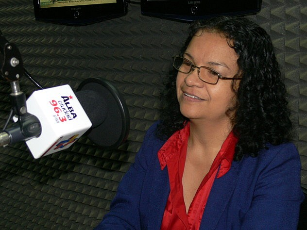Alejandrina Reyes (Foto: Daniel Liendo)