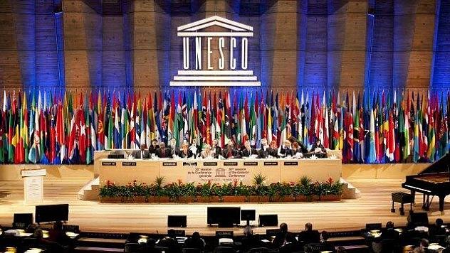 Sesión de la Unesco este viernes (Foto: Agencias)