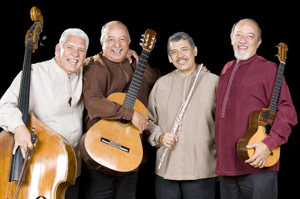 El Cuarteto (Foto: Archivo)