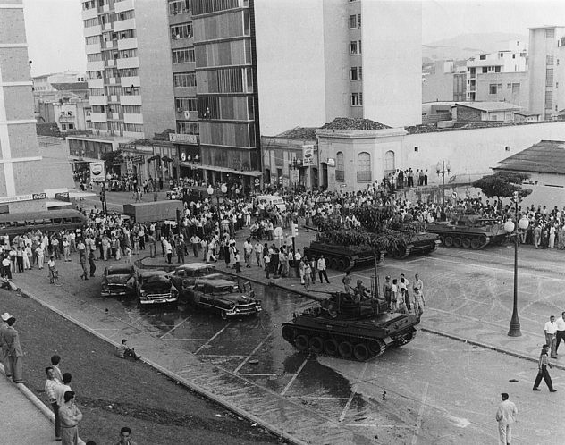 Foto: Archivo Biblioteca Nacional vía Noticias24