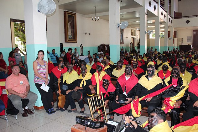 El San Pedro de Guatire celebra con su pueblo (1)